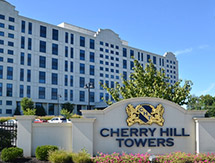 View Cherry Hill Towers