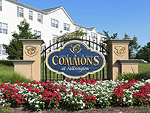 View The Commons at Fallsington